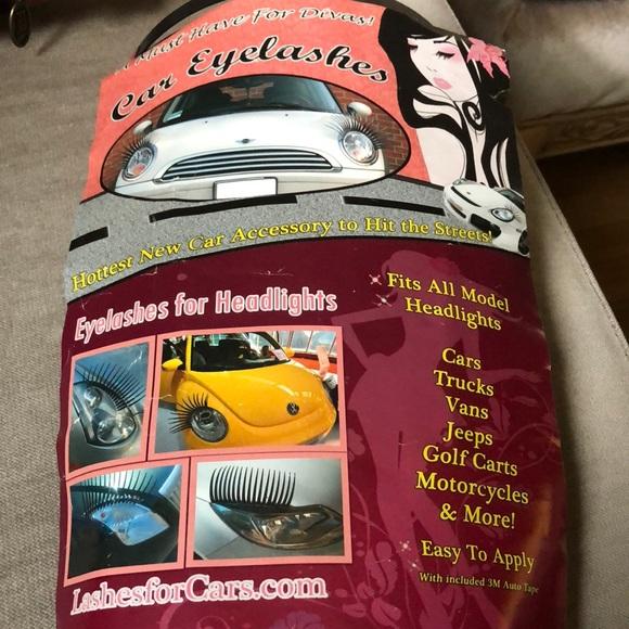 Other Car Eyelashes Poshmark